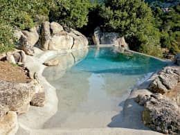 Piscinas  por Biodesign pools