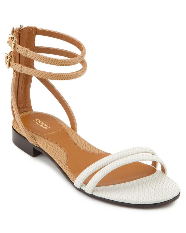 FENDI Leather Ankle Strap Sandal, http://www.favbuy.com/product/zoigpneu-FENDI_Leather_Ankle_Strap_Sandal