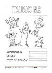Quaderno di italiano - N.2