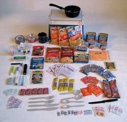 10 day survival pack for the car: Survival Packs, Food And Drink, Survival Kits, Emergency Preparedness, Emergency Preparation, Dehydrator Food, Emergency Kits, Cars Kits, Drinks Mixed