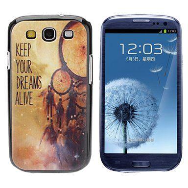 Keep Your Dreams Alive hoesje voor Samsung Galaxy S3