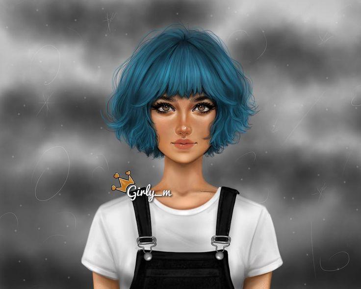 Fashion Cartoon Girl Wallpaper 266 Best Art Girly M Images On Pinterest Girl