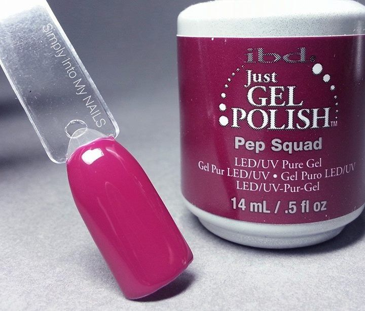 IBD Beauty Just Gel Polish Pep Squad #56679