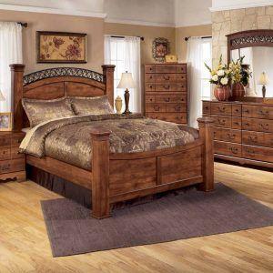 4 Poster Cherry Bedroom Sets