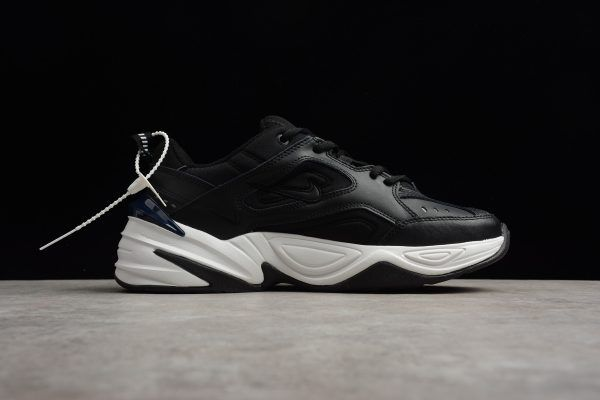 dd3b1ba9bb8 Nike M2K Tekno Black/Off White-Obsidian Dad AO3108-003 | Nike M2K ...