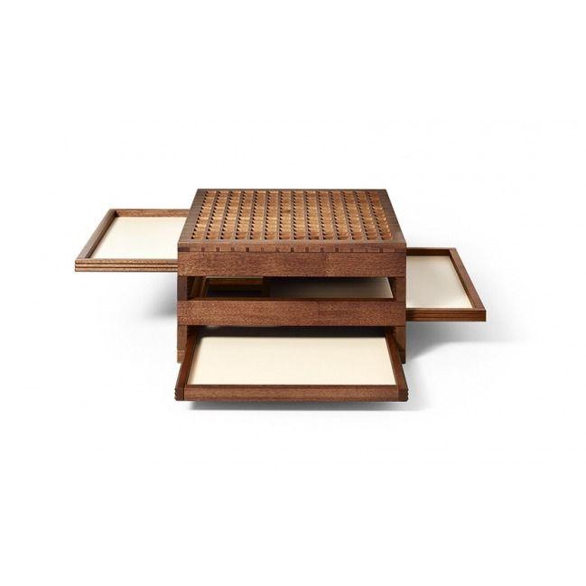 Attractive Table De Salon Modulable #13: Table Basse Modulable Quattro