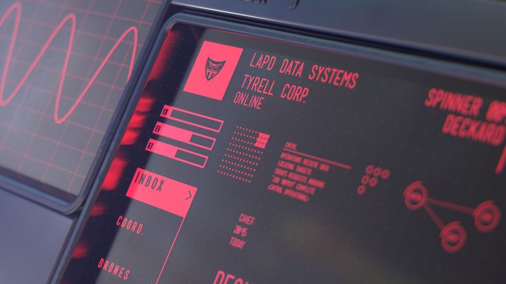 Entry for the D&AD new blood awards. Exploring typographic executions for film advertising. Using the existing UI systems from Alien and Blade runner,…