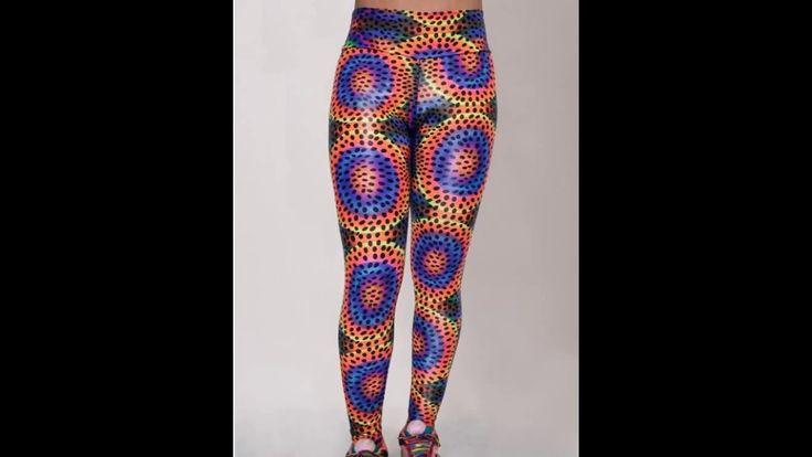 Calça feminina adulta cirrê lisas ou estampadas comprar: