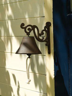 My kind of door bell - £9.99 Homebase
