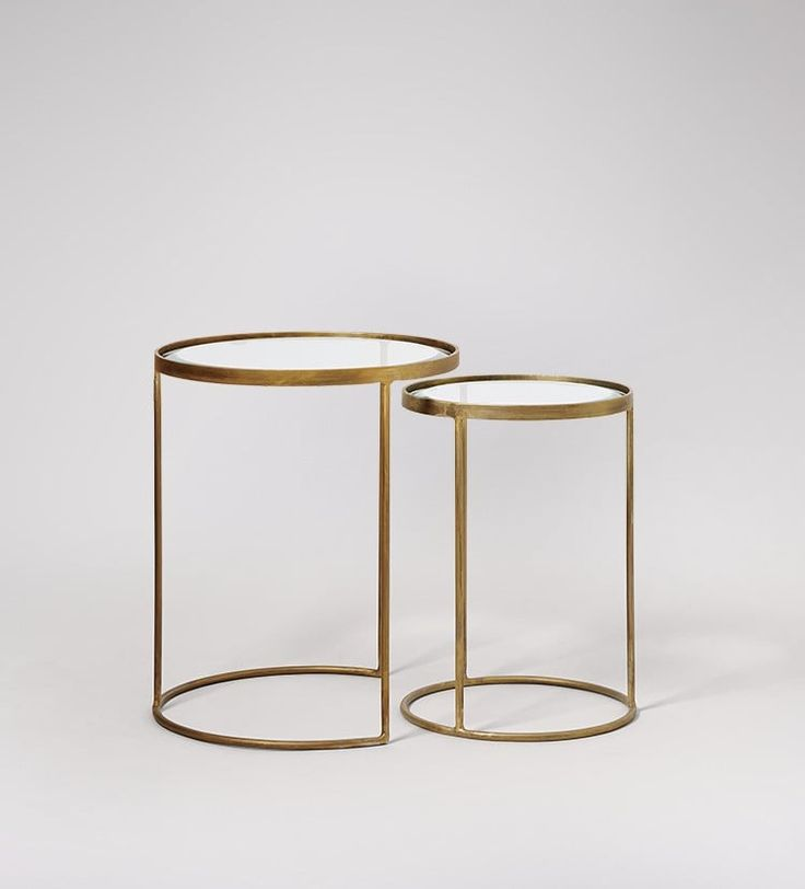 Seymour Side Table Set | Swoon Editions