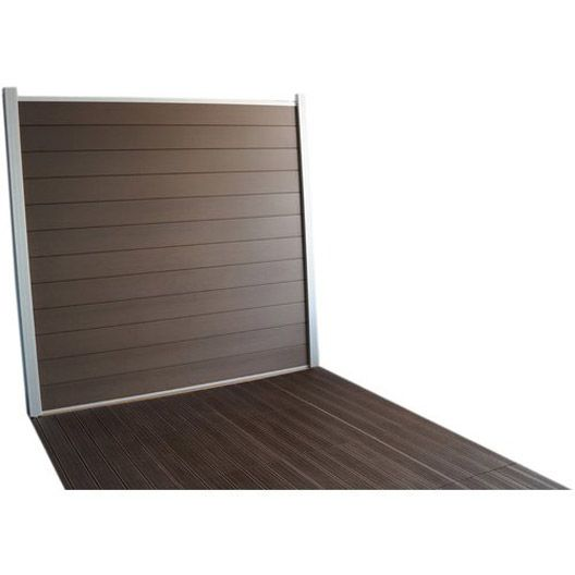 25 best ideas about lame composite cloture on pinterest lame de terrasse composite cloture. Black Bedroom Furniture Sets. Home Design Ideas