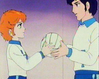 Mila e Shiro, due cuori nella pallavolo - 1986...e molti iniziarono con loro :)