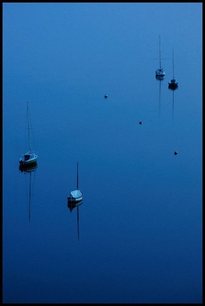 blue evening by philippe MANGUIN photographies, via Flickr