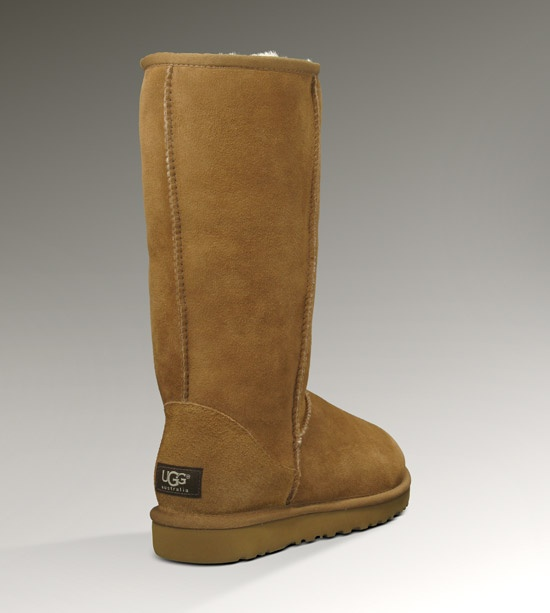 Uggs.Free Ships, Fashion, Casual Style, Ugg Boots, Tall Boots, Ugg Classic, 5815 Chestnut, Classic Tall, Uggboots