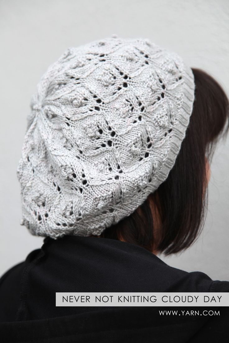 Beret Knit Pattern Free Easy : 17 Best images about WEBS FOs on Pinterest Jade, Hands ...