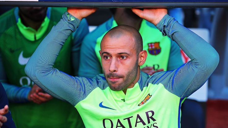 Mascherano on Valverde, Neymar, the World Cup and playing in MLS