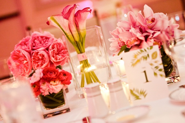 beautiful table settings | Think Pink | Pinterest | Table ...