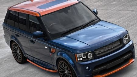 Range Rover Sport late 2009 to 2013 Parts and Components | All Parts and Components | Project Kahn