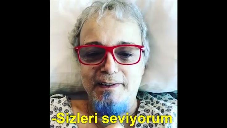 Harun Kolçak 'tan Veda Harun Kolçak uzun süredir sağlık problemleri yaşıyordu. 20 Temmuz itibariyle hayatını kaybetti. 62 yaşındaki sanatçı ölmeden önce bir videoyla sevenlerine böyle seslenmişti.   #harun kolçak #ölmek #vefat