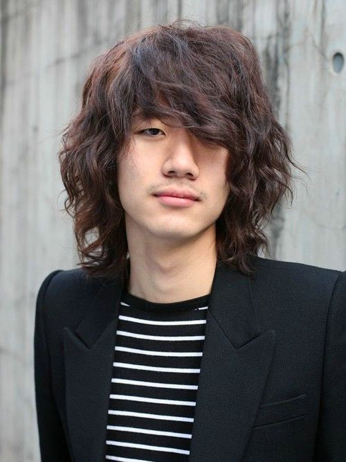 Asian Men Hairstyles For Long Hair Long Hairstyles
