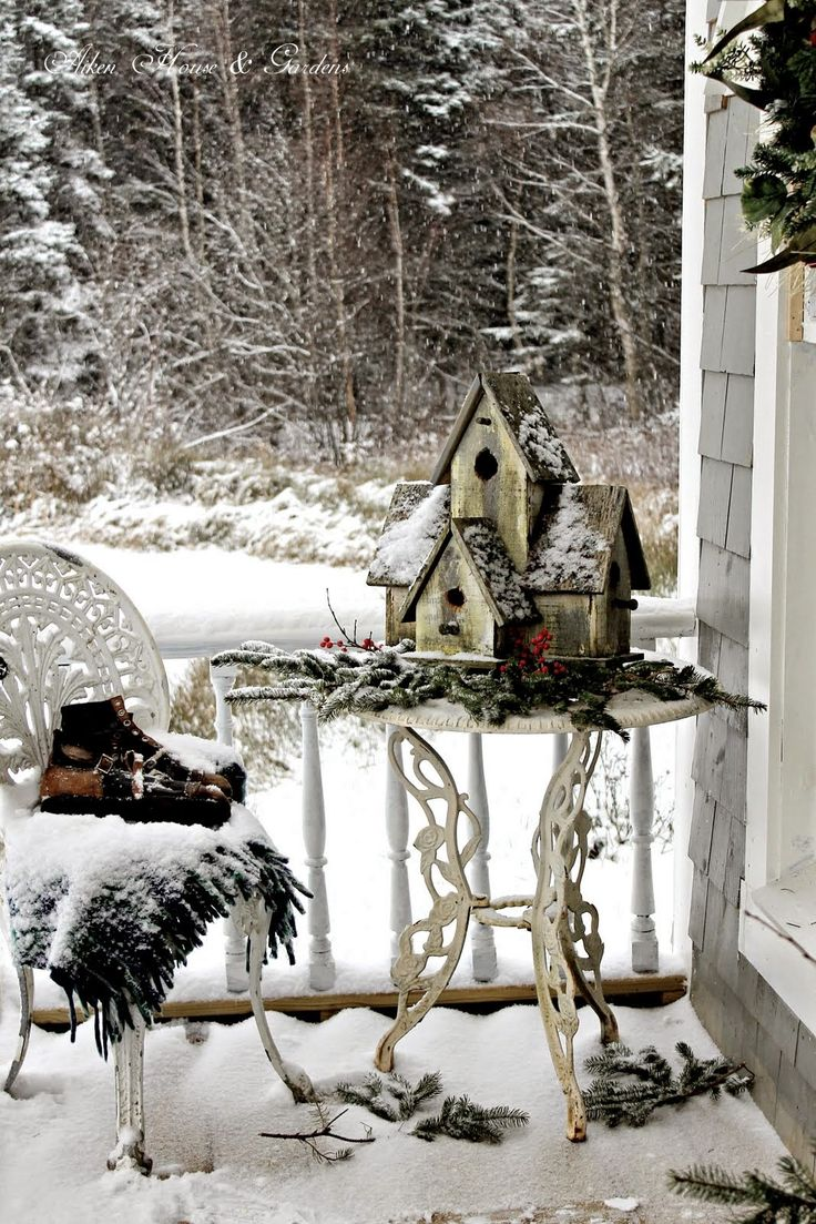240 best the christmas balcony images on pinterest christmas