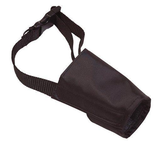 Zolux – Muselière en nylon réglable pour chien Taille : 3 (Doberman, Berger Allemand…): Par mesure de sécurité, le port d'une muselière…
