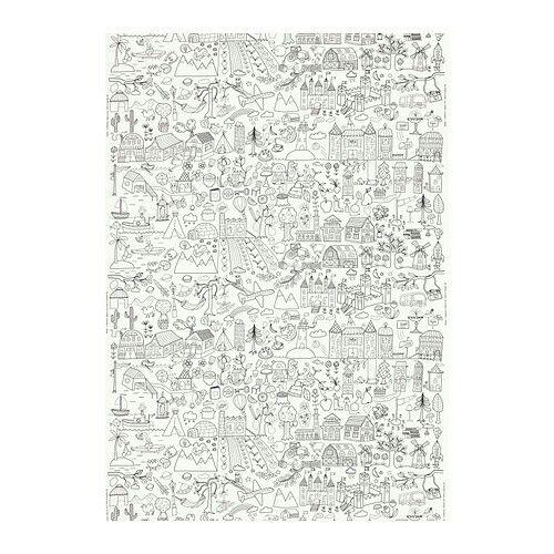 Tissu Tidny IKEA