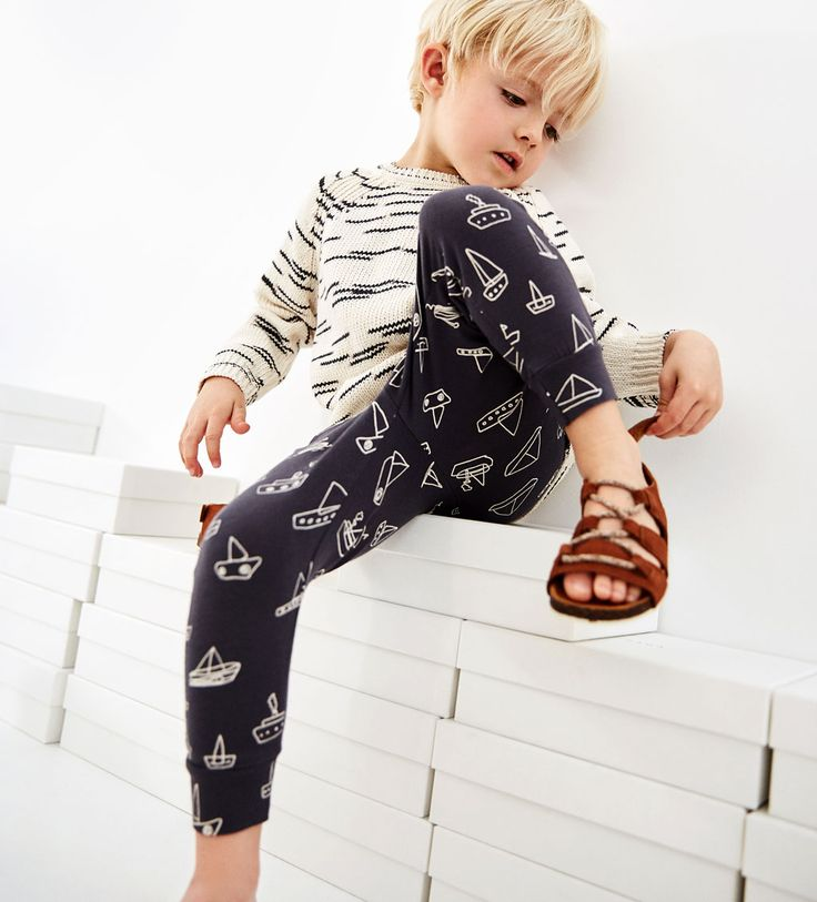 BOATS LEGGINGS-TROUSERS-BABY BOY   3 months - 4 years-KIDS   ZARA United States