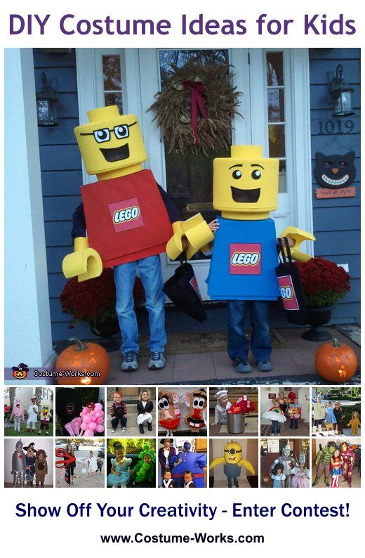 54 best halloween costume ideas images on pinterest carnivals diy costumes for kids tons of homemade costume ideas solutioingenieria Gallery
