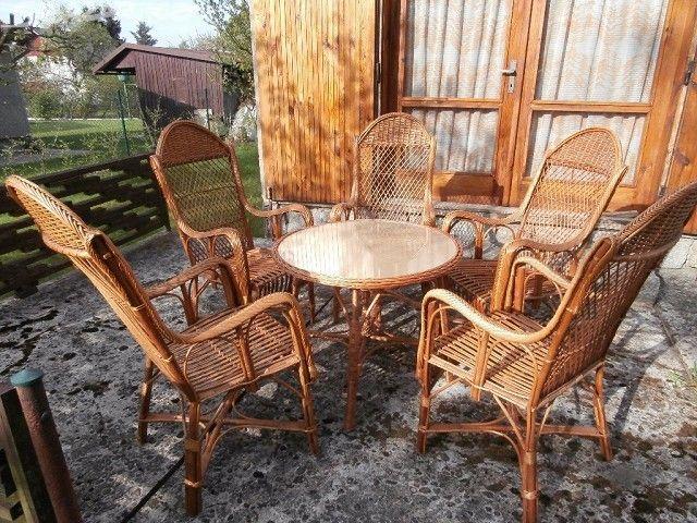 Zahradní nábytek ratan - obrázek číslo 1
