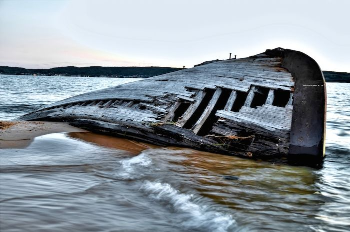 Michigan Shipwreck Coast