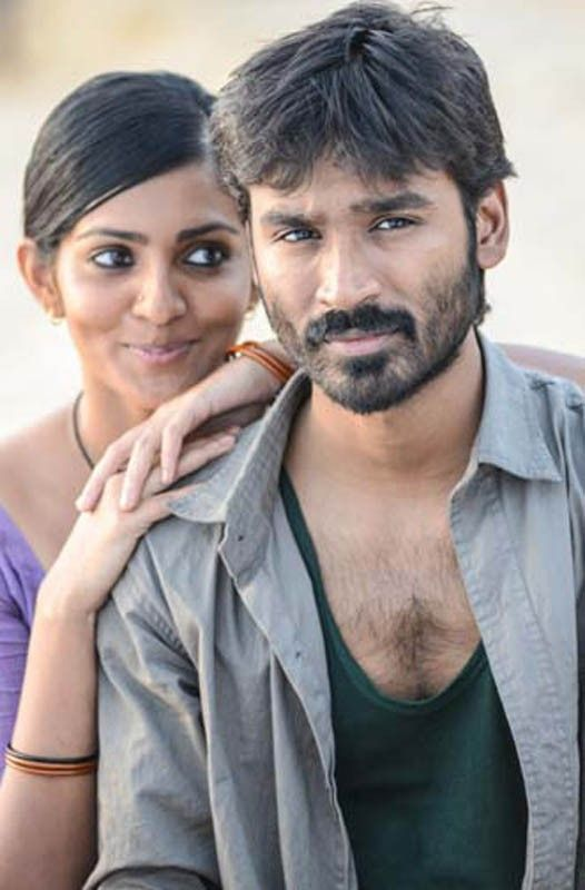 Parvathi Menon and Dhanush in Maryan Movie