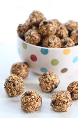 Eat Good 4 Life » No bake peanut butter and dark chocolate energy balls...delish!