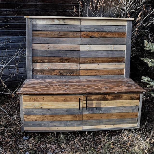 Reshaping Pallet Furniture Ideas DIY Woods Recycled