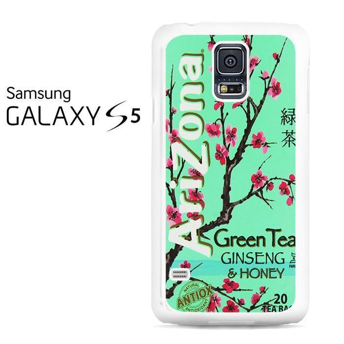Arizona Green Tea Ginseng And Honey Samsung Galaxy S5 Case