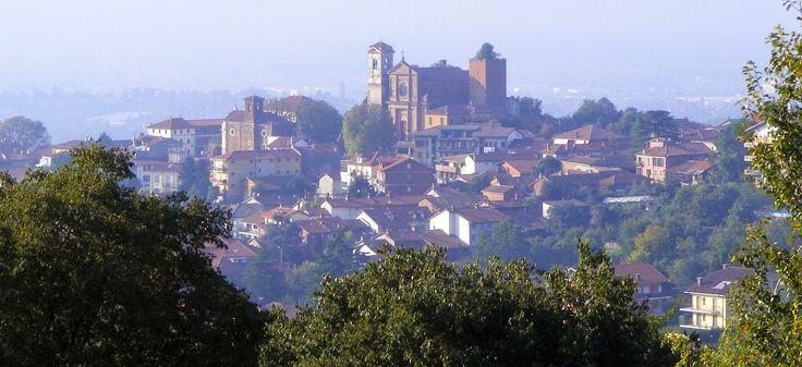 Pecetto Torinese -Genealogía de los Alloa, Alanda y otras familias de origen piamontés: Por las colinas del Po y el Chierese