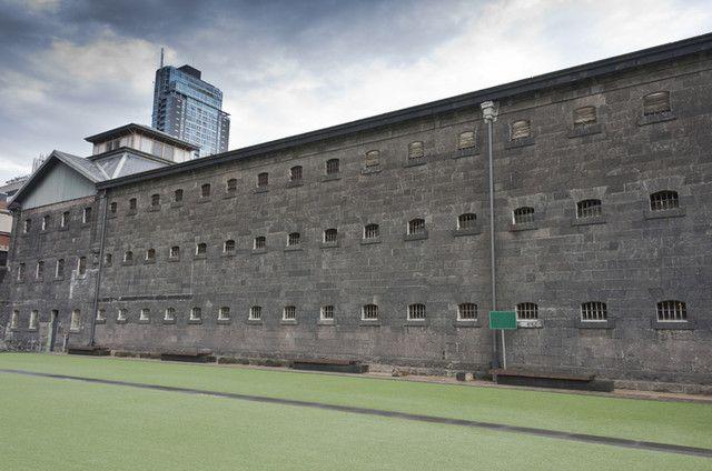 Old Melbourn Gaol menjadi ...