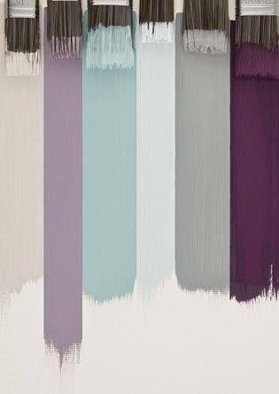 Una paleta de colores conservadora y moderna para tu nuevo hogar.