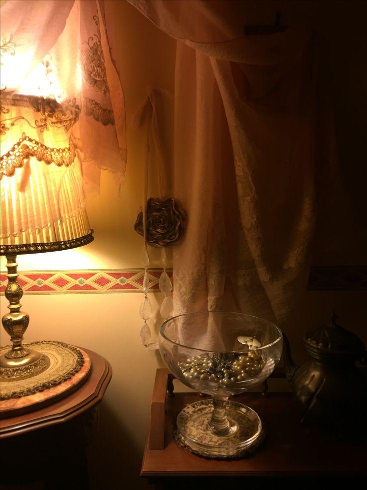 Boule cristallo vintage