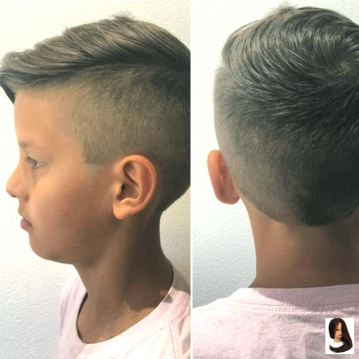 Little Boy Haircuts and Hairstyles 2018 –  #boy #Haircuts #Hairstyles #Kids Hair… – Bobby Rempel