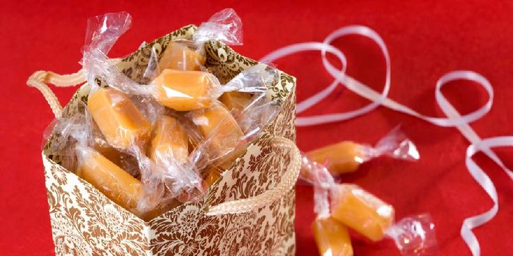 Disse karamellene smelter i munnen. Fløtekarameller er heldigvis enkle å lage også.