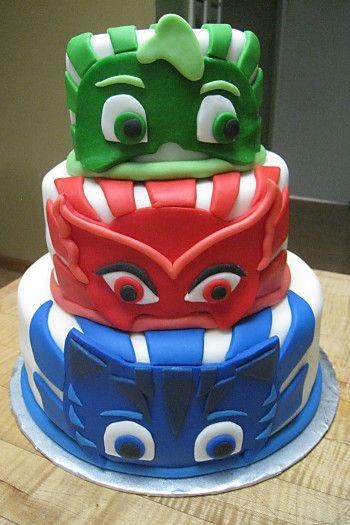 the 20 best ideas for pj mask birthday cake  pj masks