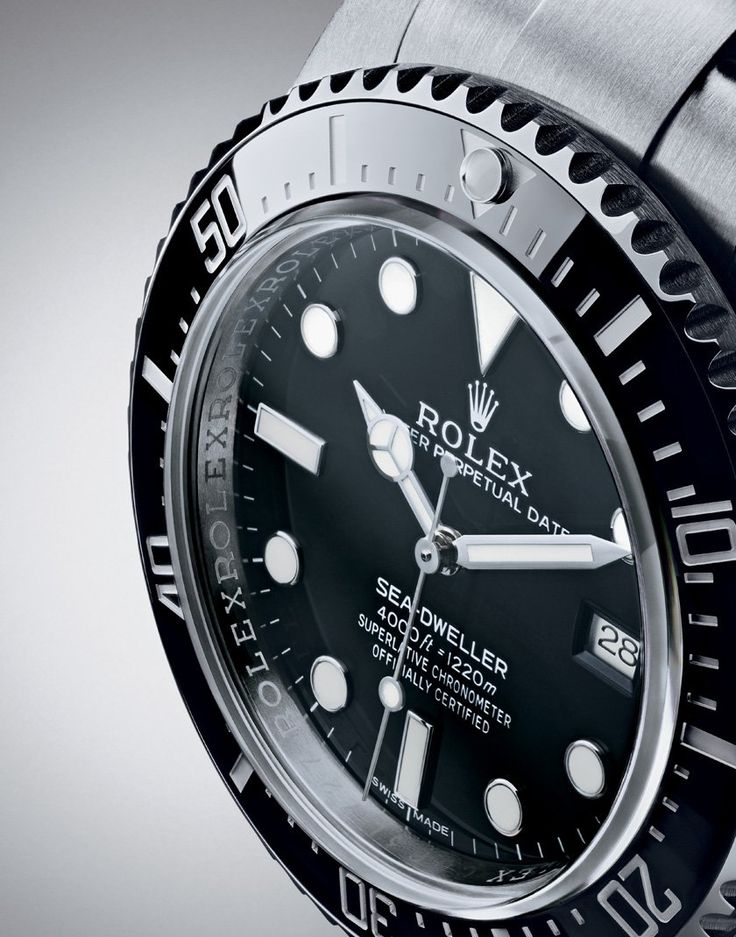 More Sea Dweller 116600 goodness! *drool*