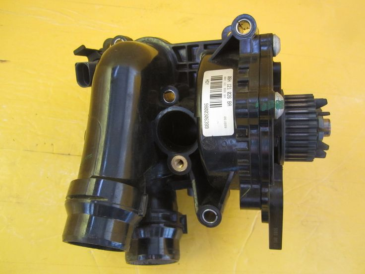 This Water Pump is for 2005 ~ 2012 Audi A6, Audi A4, Audi ...