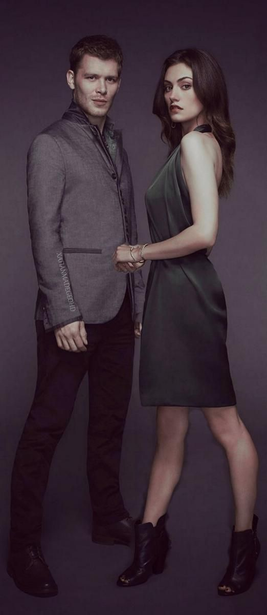 Joseph Morgan and Phoebe Tonkin (The Originals), these would be perfect as Aaron Warner and Juliette Ferrars from Shatter Me