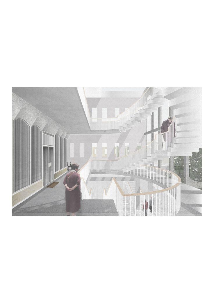 Uniting Barrier 1312 best Architectural DrawingsDiagramsRenderingsModels images