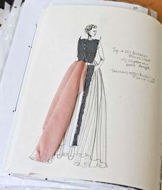 Fashion Design Sketchbook - fashion drawing, fashion sketching, fashion…