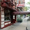 """NYC - John's of 12th Street  Described on DDD as """"a century-old red sauce joint making old world Italian classics like meat sauce with homemade pappardelle."""""""