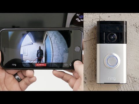Review: Ring Video Doorbell is a simple smart home accessory that puts security first (Video) | 9to5Mac