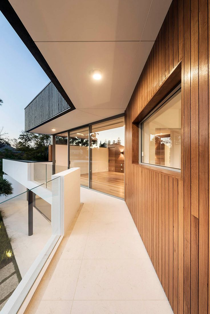 Remodel of 1980s Home in Perth Is a Study in Contrasts - http://freshome.com/home-in-perth-study-in-contrasts/